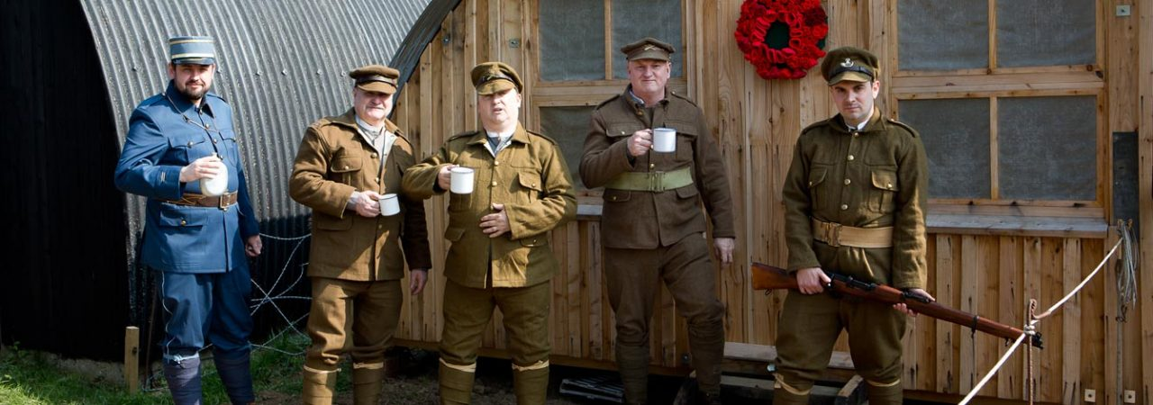 Buckinghamshire Museum Living History Events