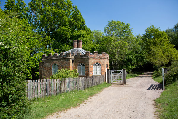 Victorian Toll House at Chiltern Open Air Museum