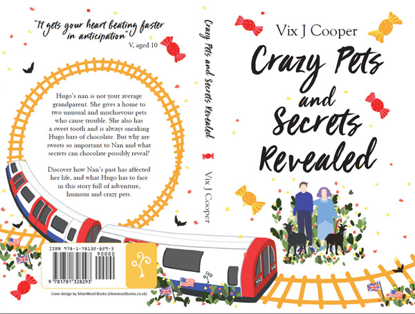Crazy Pets and Secrets Revealed Book Cover